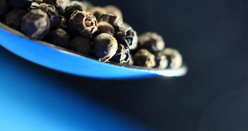 les bienfaits du poivre sur la santé comptoir de la rose de Grasse