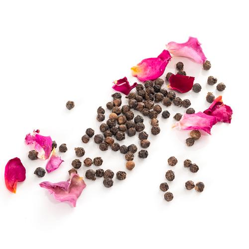 Recharge de poivre Rasavat à la rose de Grasse grains