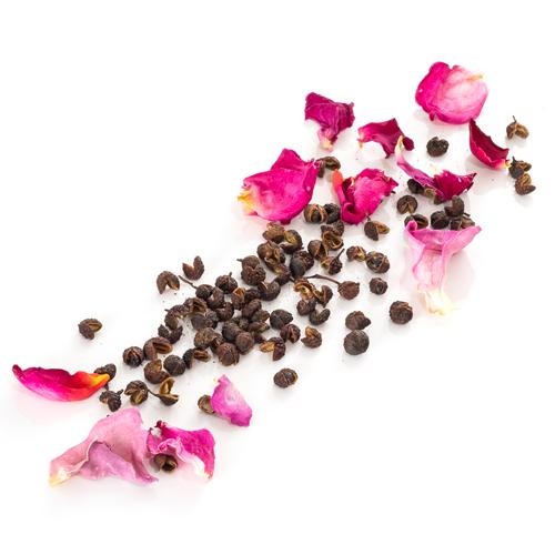 Recharge de poivre de Timut à la rose de Grasse Grains