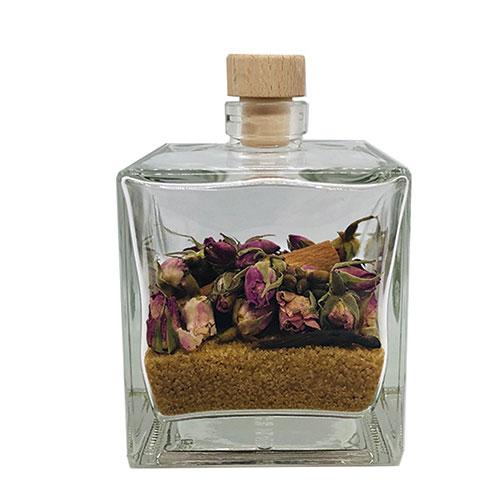 comptoir de la rose préparation à la rose pour rhum arrangé 2