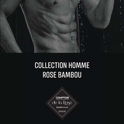 Collection homme rose bambou